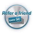 Referral program badge original