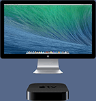 Click to sell your Apple TV/Display